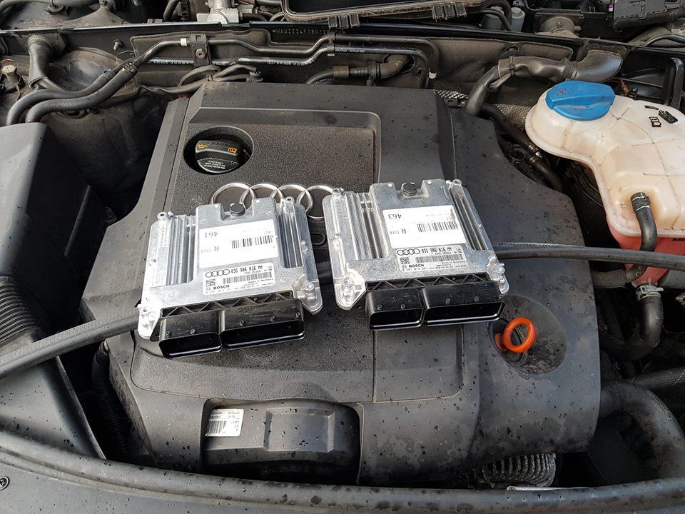 Audi A6 C6 2 7 TDI ECU Cloning Service - SunnyGarage