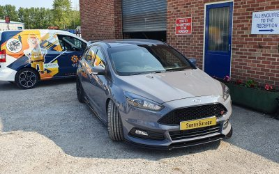 Ford Focus 2.0 EcoBoost ST 250bhp REMAPPING CENTRE